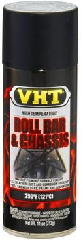 VHT Roll Bar & Chassis Expoxy Spray, Silke Sort