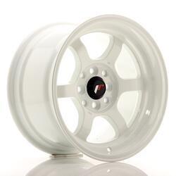 JR Wheels JR12 15x8,5 ET13 4x100/114 White