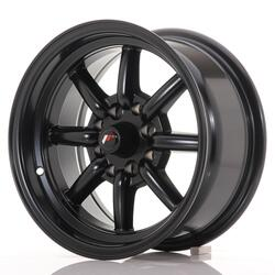 JR Wheels JR19 14x7 ET0 4x100/114 Matt Black