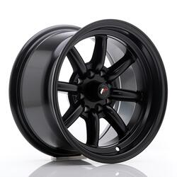 JR Wheels JR19 14x8 ET-13 4x100/114 Matt Black
