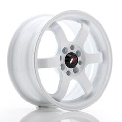 JR Wheels JR3 15x7 ET40 4x100/114 White