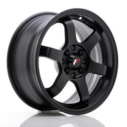 JR Wheels JR3 15x7 ET25 4x100/108 Matt Black
