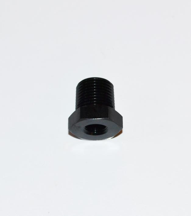 "1/2NPT - 3/4""NPT Reducerings Adapter Sort"""