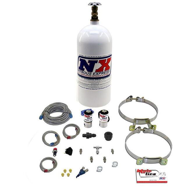 Nitrous Express Mainline EFI Single Dysse System
