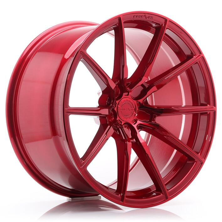 Concaver CVR4 20x9 ET20-51 BLANK Candy Red