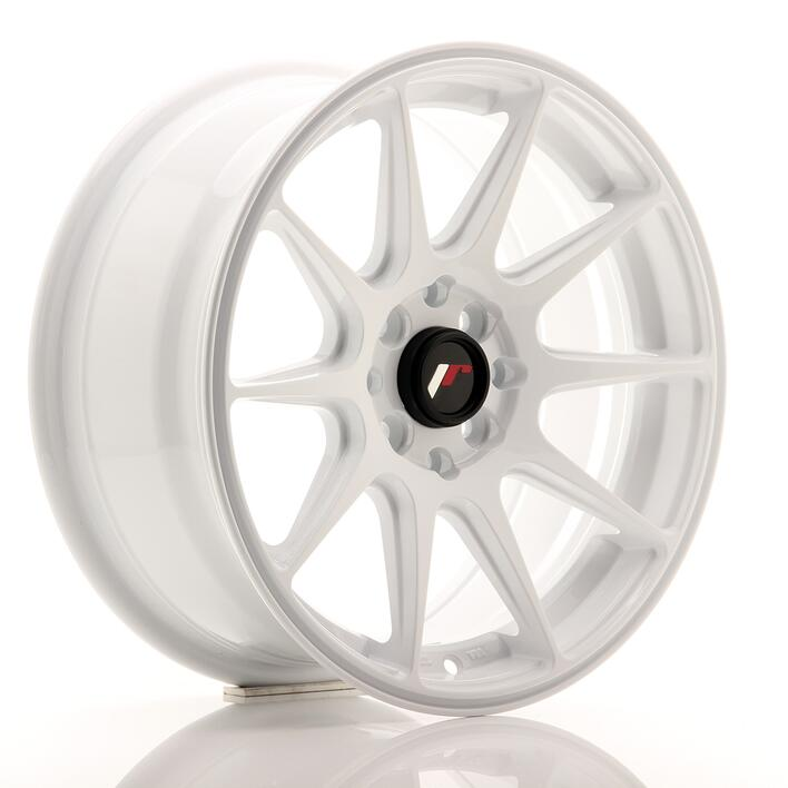 JR Wheels JR11 16x7 ET25 4x100/108 White
