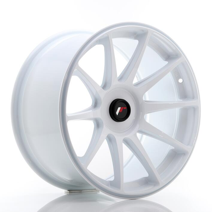 JR Wheels JR11 18x9,5 ET20-30 BLANK White