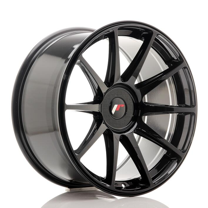 JR Wheels JR11 19x9,5 ET35 BLANK Gloss Black