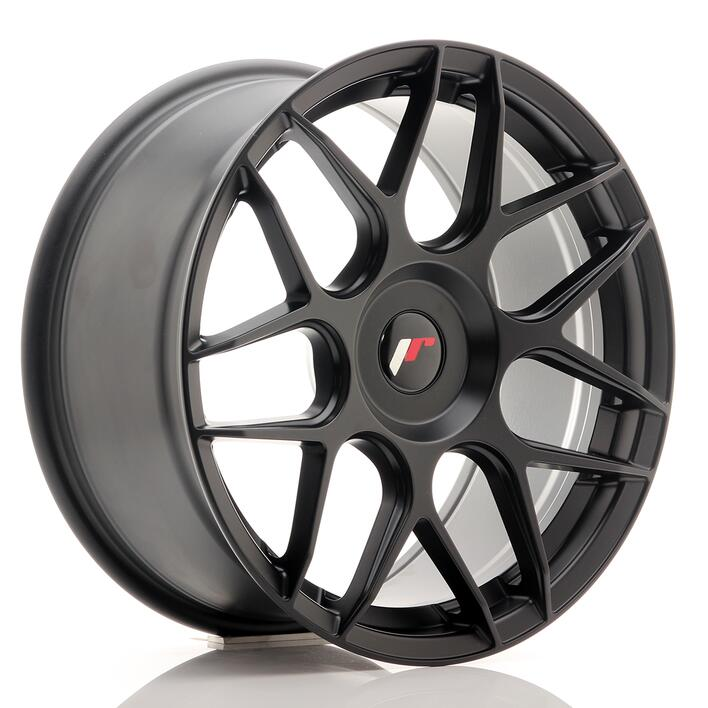 JR Wheels JR18 18x8,5 ET25-45 BLANK Matt Black