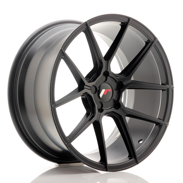 JR Wheels JR30 19x9,5 ET35-40 5H BLANK Matt Black