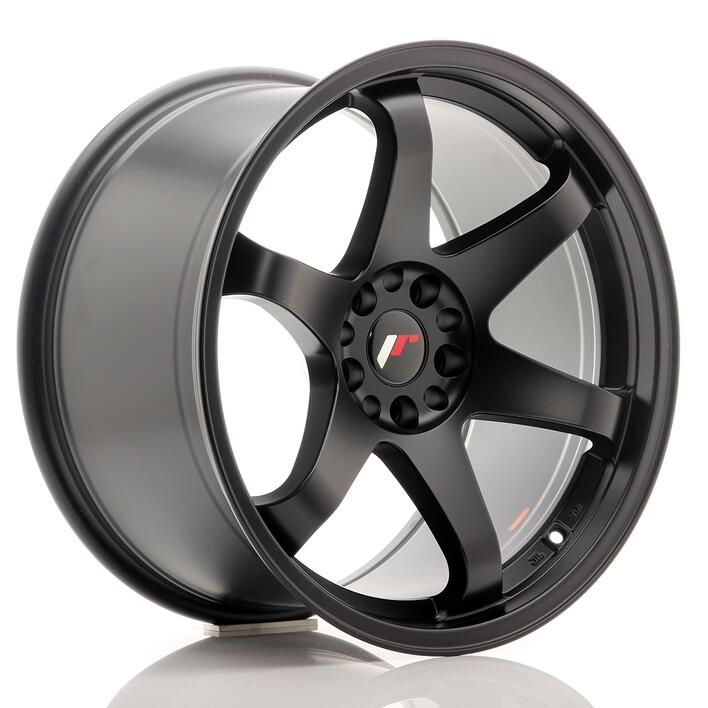 JR Wheels JR3 19x10,5 ET22 5x114/120 Matt Black