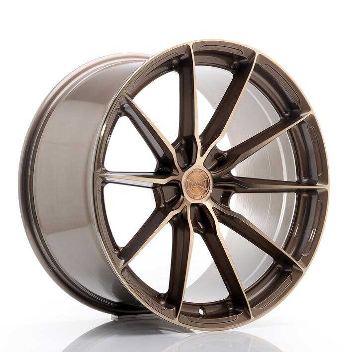 JR Wheels JR37 20x10,5 ET20-40 5H BLANK Platinum Bronze