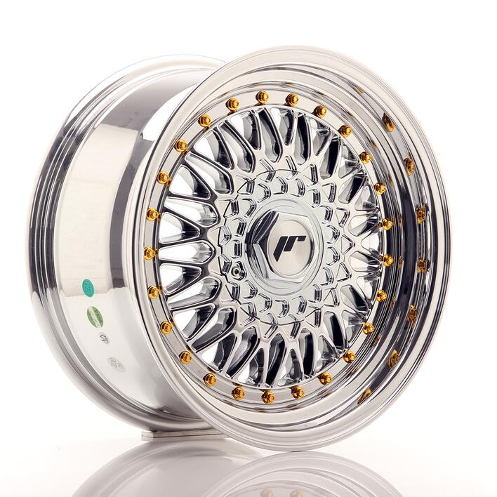 JR Wheels JR9 16x7,5 ET25 BLANK Chrome