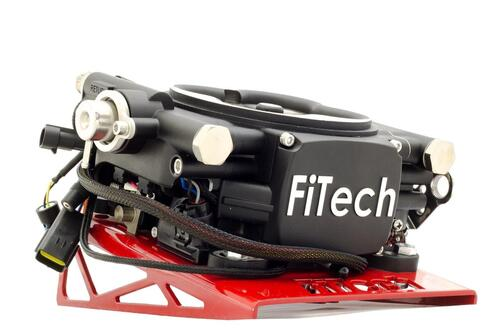 Fitech Go EFI 4 200hk - 600hk Sort - Reymond's US Speed Shop ApS