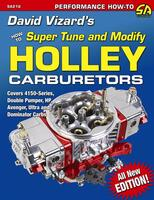 Super Tune And Modify Holley Carburetors, Håndbog