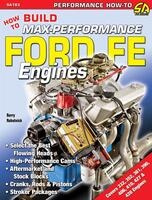 "Ford Big Block FE Motor, ""How To Build Max Performance"" Håndbog"