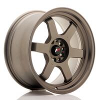 JR Wheels JR12 18x9 ET25 5x114/120 Matt Bronze