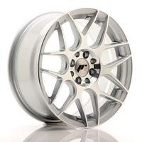 JR Wheels JR18 16x7 ET35 4x100/114,3 Silver Machined Face