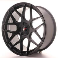 JR Wheels JR18 20x10 ET20-45 5H BLANK Matt Black