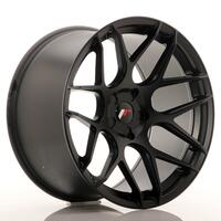 JR Wheels JR18 20x11 ET20-32 5H BLANK Matt Black
