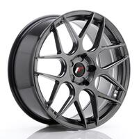 JR Wheels JR18 20x8,5 ET35-40 5H BLANK Hyper Black