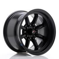 JR Wheels JR19 14x9 ET-25 4x100/114 Matt Black