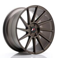 JR Wheels JR22 19x9,5 ET35-40 5H BLANK Matt Bronze