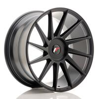 JR Wheels JR22 19x9,5 ET20-40 BLANK Matt Black
