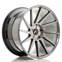 JR Wheels JR22 20x11 ET20-40 5H BLANK Hyper Black