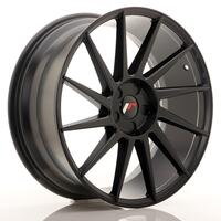 JR Wheels JR22 20x8,5 ET20-40 5H BLANK Matt Black