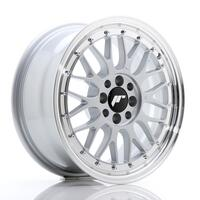 JR Wheels JR23 16x7 ET20 4x100/108 Hyper Silver w/Machined Lip
