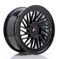 JR Wheels JR27 18x8,5 ET40 BLANK Gloss Black