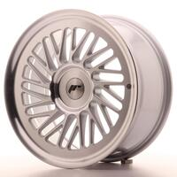 JR Wheels JR27 18x8,5 ET40 BLANK Silver Machined Face
