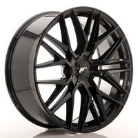 JR Wheels JR28 22x9 ET30-45 5H BLANK Gloss Black