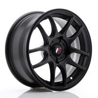 JR Wheels JR29 15x7 ET20-42 4H BLANK Matt Black