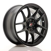 JR Wheels JR29 15x7 ET35 4x100/108 Matt Black