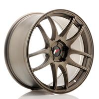 JR Wheels JR29 19x9,5 ET20-45 5H BLANK Matt Bronze