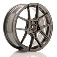 JR Wheels JR30 17x7 ET40 5x114,3 Hyper Gray