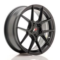 JR Wheels JR30 17x7 ET40 5x112 Matt Black