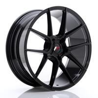 JR Wheels JR30 20x8,5 ET40-42 5H BLANK Glossy Black