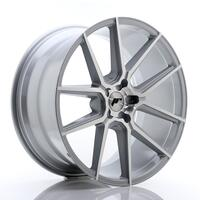 JR Wheels JR30 21x10,5 ET15-45 5H BLANK Silver Machined Face
