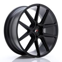JR Wheels JR30 21x9 ET20-40 5H BLANK Matt Black