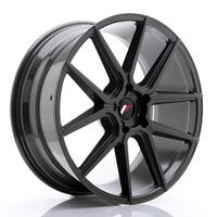JR Wheels JR30 21x9 ET20-40 5H BLANK Hyper Gray