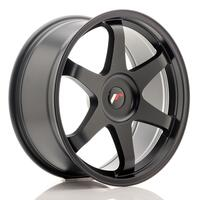 JR Wheels JR3 19x8,5 ET20-42 BLANK Matt Black