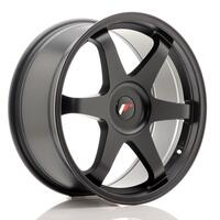 JR Wheels JR3 19x8,5 ET35-42 BLANK Matt Black