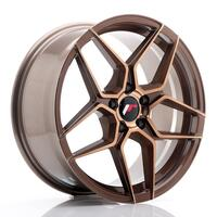 JR Wheels JR34 18x8 ET42 5x112 Platinum Bronze