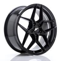 JR Wheels JR34 18x8 ET42 5x112 Glossy Black