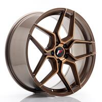 JR Wheels JR34 20x9 ET35 5x112 Platinum Bronze