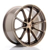 JR Wheels JR37 19x8,5 ET35-45 5H BLANK Platinum Bronze