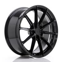 JR Wheels JR37 19x8,5 ET35-45 5H BLANK Glossy Black
